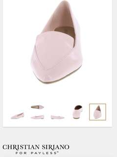 PAYLESS PINK LOAFERS BRAND NEW WITH TAGS AND BOX