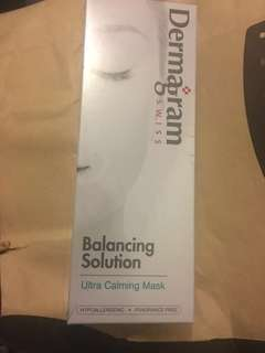 Dermagram ultra calming mask