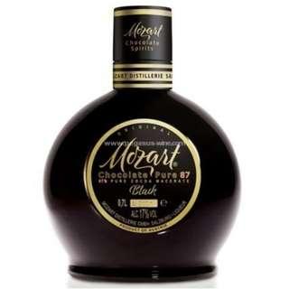 Mozart Black Chocolate Cream Liqueur 莫札特黑朱古力酒