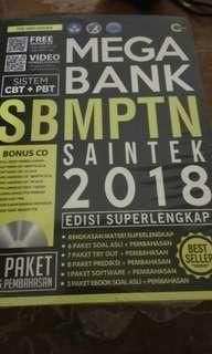Buku SBMPTN The King 2018