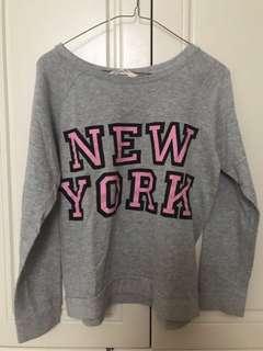 H&M New York Sweater