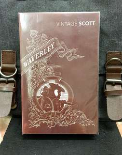 # Novel《Bran-New + Timeless Classic Collection Fiction/English Literature 》Walter Scott - WAVERLEY
