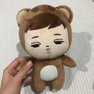 EXO KAI Squirrel Doll