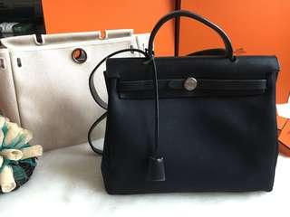 Hermes Herbag PM Vintage Bag