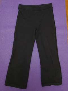British India cotton pants for yoga or exercise