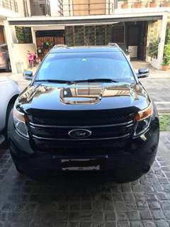 Ford Explorer 2013 Limited Edition Top of the Line FOR SALE