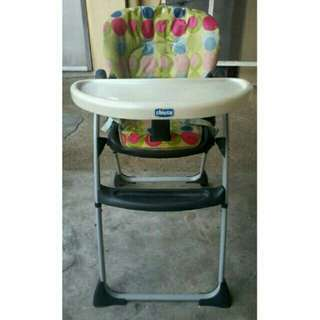 Sale: Chicco High Chair