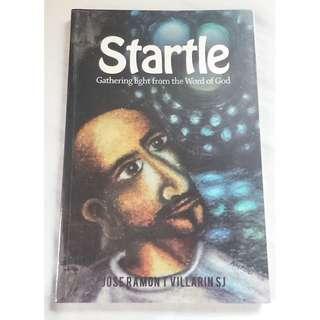 Startle by Fr. Jett Villarin, SJ