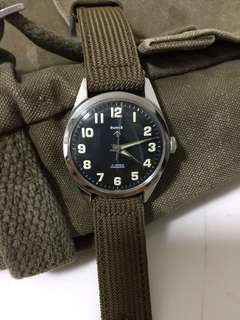 HMT Military Watch 35mm Vintage Men's