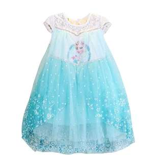 Frozen Elsa Dress PO