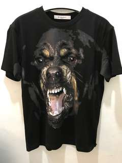 Authentic GIVENCHY Iconic Rottweiler Tee, Restock!!