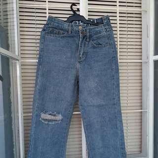 Highwaisted pants size 25