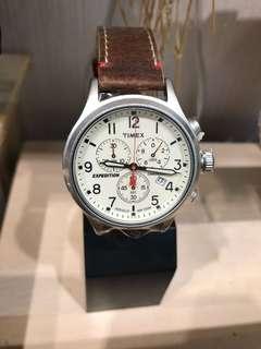 美國 Timex 手錶 Expedition Scout Chrono TW4B043