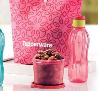 Tupperware Set Ramadhan Meriah (set merah)