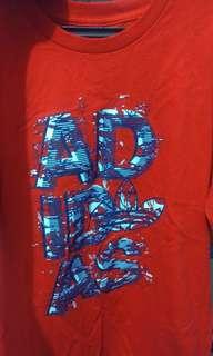 Red Adidas Shirt