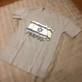 [50% Discount] Israel flag T-shirt