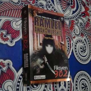 Novel Fiksyen 302 - Ramlee Awang Murshid