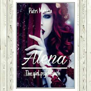 Premium ebook - Alena the girl psychopath