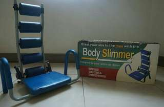 Ab Rocket Body Slimmer Workout Equipment