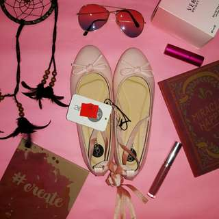 SOUL MATE PINK DOLL SHOES