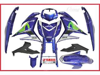 Yamaha Y15ZR orginal moviestar cover sets