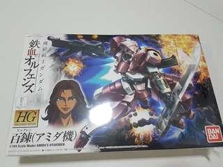 Gundam Iron Blood Orphans Amida's Hyakuren