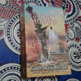 Novel Sunan Musafir - Ramlee Awang Murshid