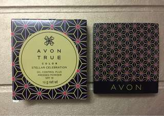 Avon Pressed Powder Stellar Collection