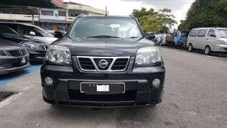Nissan Xtrail 2.0 2005