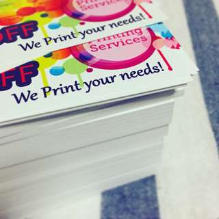 Full Colour Printing
