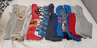 14 x boys jumpers size 3