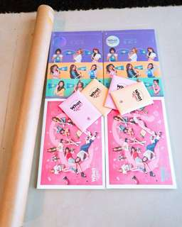 BATCH 8 ARRIVAL TWICE WHAT IS LOVE