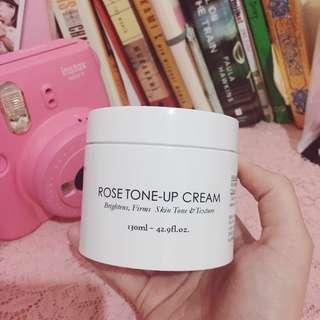 Rose Tone-Up Cream (made in Korea)