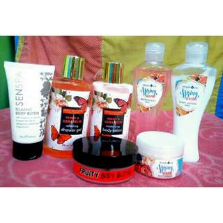 Bundle Body lotion and Shower Gel