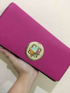 Kate Spade clutch bag Authentic