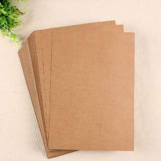 Craft Paper / Kertas Kraft A4 Or A3
