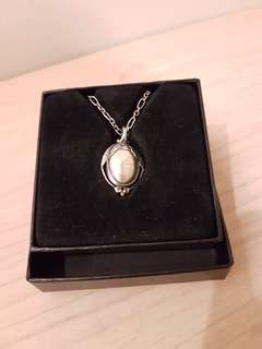 Georg Jensen Silver Pendant of the Year 2010 - HERITAGE COLLECTION