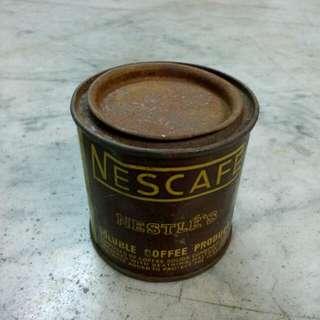 Nestle's Nescafe Small Tin Vintage 2