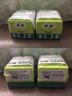 Sanrio LEGO 印仔(一對)