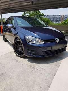 Volkswagen Golf 1.2 Auto TSI DSG