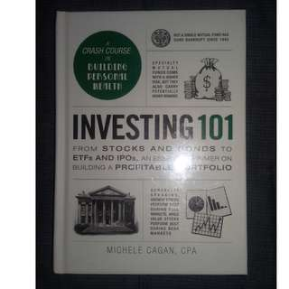 INVESTING 101: A CRASH COURSE IN BUILDING PERSONAL WEALTH