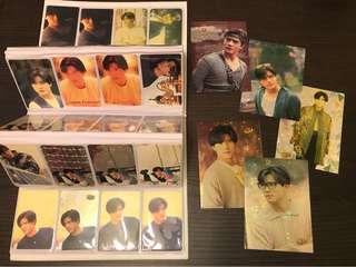 [珍藏]郭富城 Yes Card  約312張 (連卡簿)9成9新