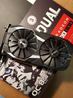 ASUS RX580 8G