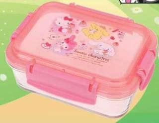 sanrio characters 飯盒