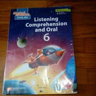 PSLE listening comprehension n oral book