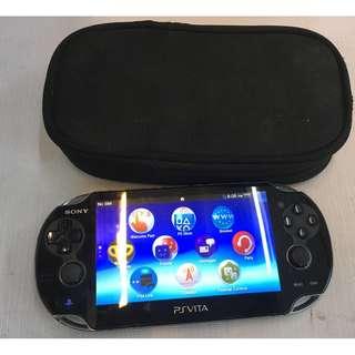 pspvita touch screen