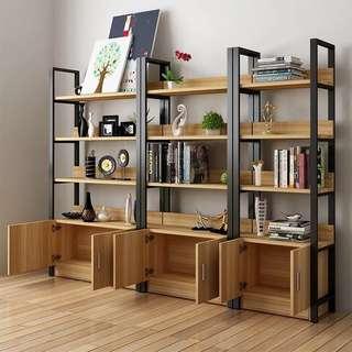 簡約5層木書架 simple book shelf