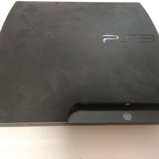 PS3 PlayStation 3 500GB Console (running custom firmware) comes with FIFA 14 and FIFA 16 on hard drive