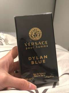 Dylan Blue 50ML Versace Pour Homme