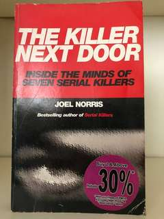 The Killer Next Door by Joel Norris